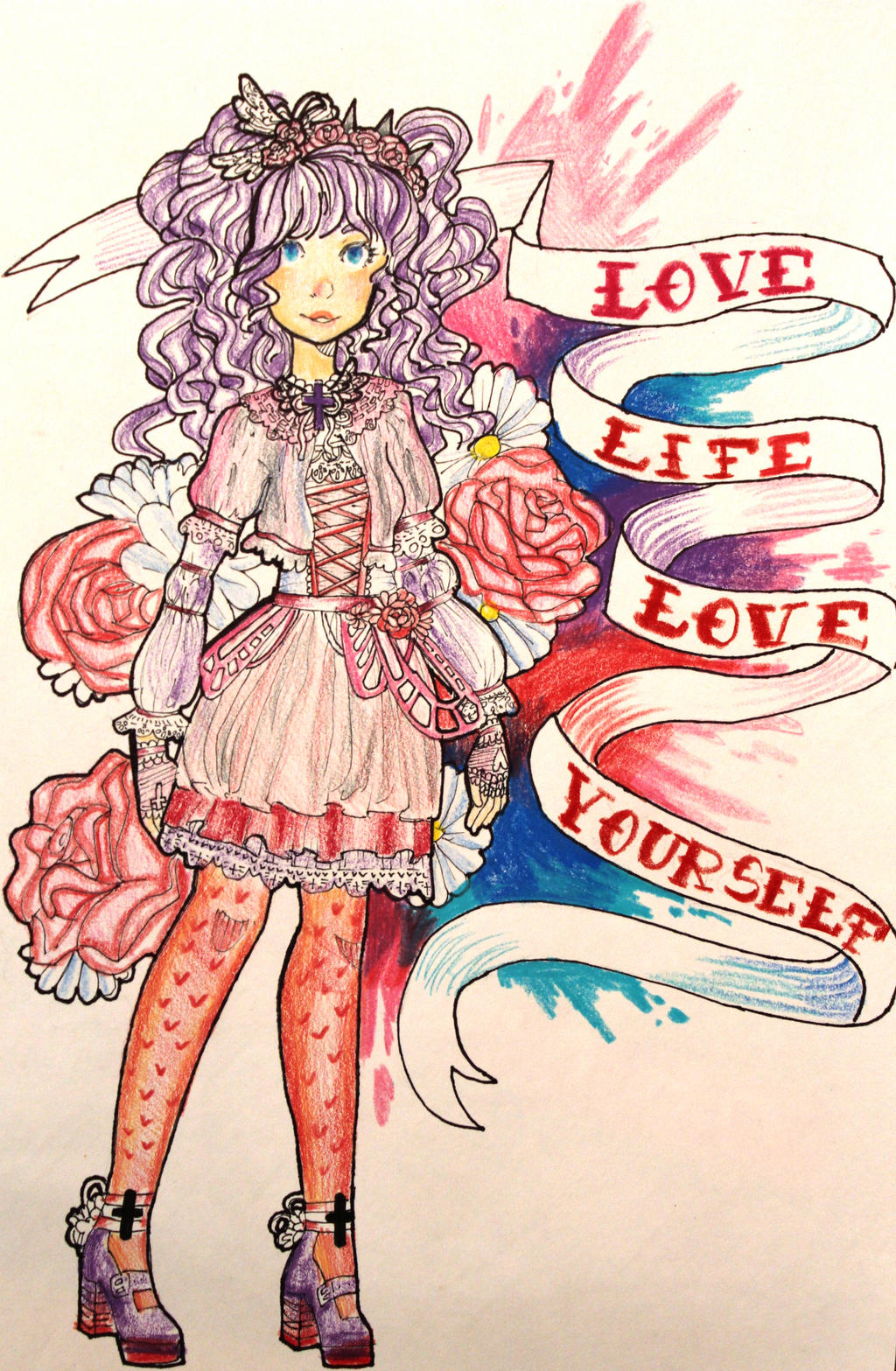 Live + Love by galaxytxt