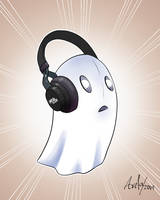 Napstablook by Treason89