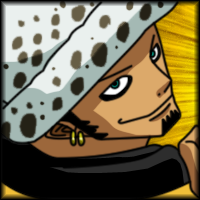 my trafalgar law avatar by akatsuki06fr
