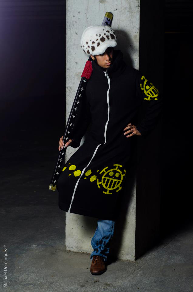 Badass Trafalgar Law Time Skip by akatsuki06fr on DeviantArt