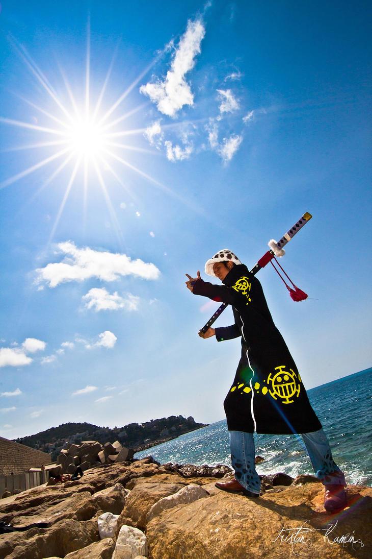 Time Skip Trafalgar Sunny ! by akatsuki06fr