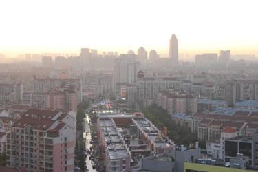 Tianjin Sprawl by vrihet