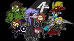 Idenau's Mightiest Heroes.