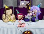 Commission - Let Them Eat Cake