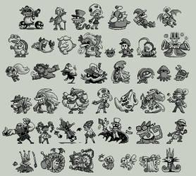 Paper Pokemon