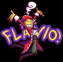 FLAVIO! [Paper Mario TTYD] by Altermentality