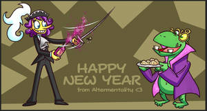Happy New Year! by Altermentality