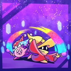 Mirror Image [Kirby] by Altermentality