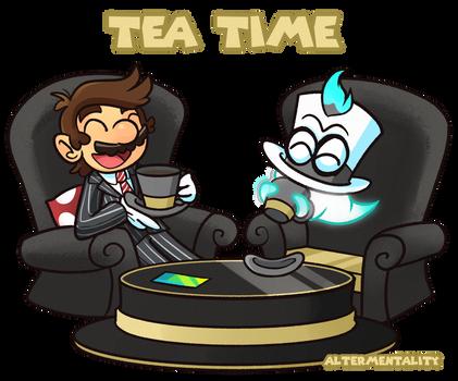 Tea Time 2 [Super Mario Odyssey]