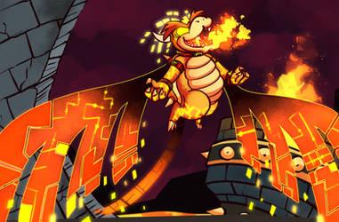 Megadragonbowser [Mario + Rabbids]
