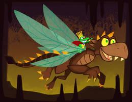 My Fiery Little Pet [DK64]