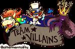Team Villains 1