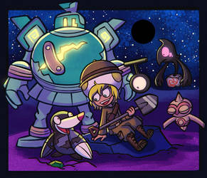 PokeMario 5: Professor Toad