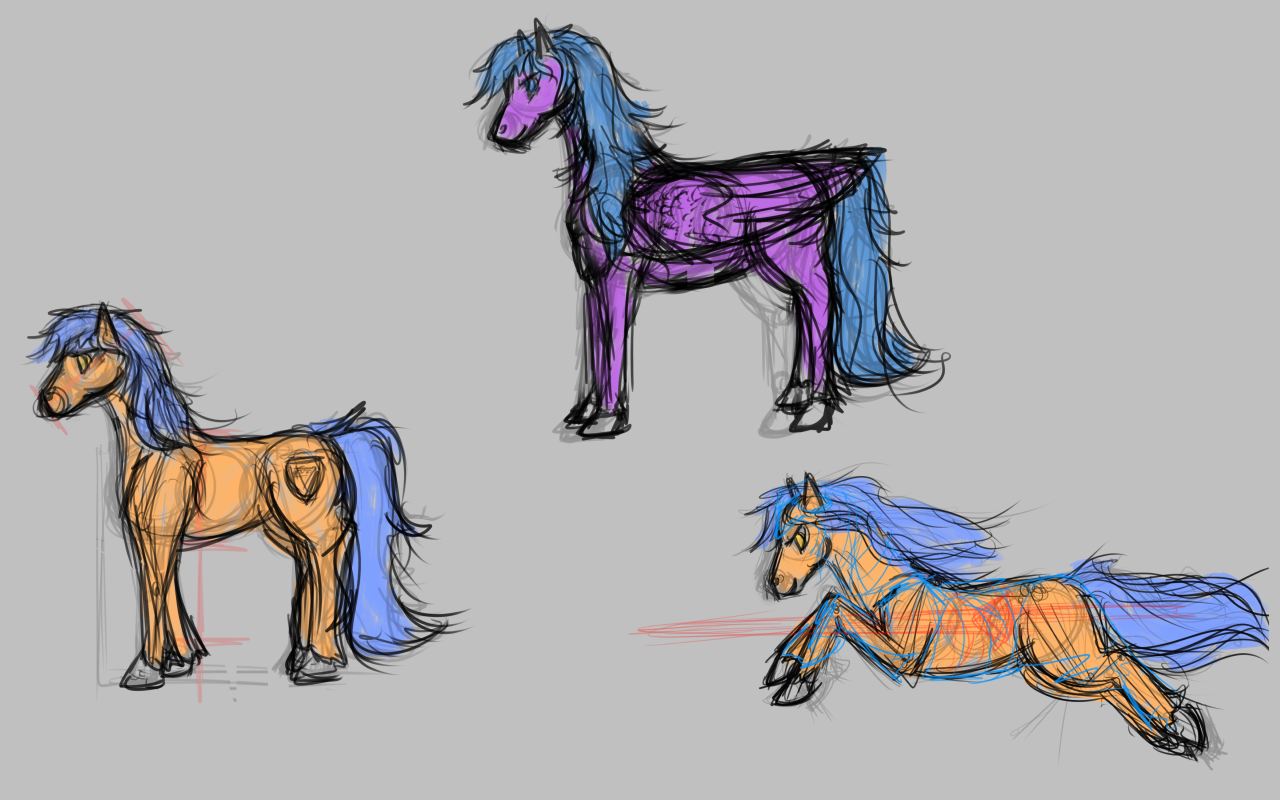 Horse Ponies