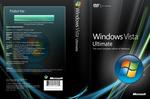 Vista Ultimate DVD Cover NEW
