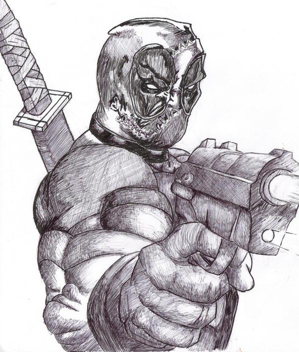 Deadpool by pmills626