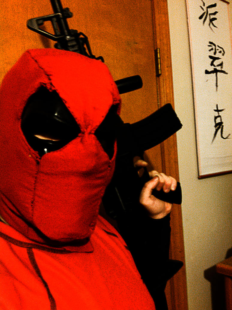 Deadpool Mask by pmills626 on deviantART