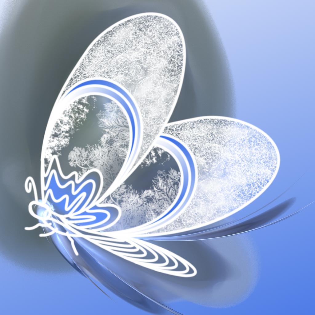 Butterfly by Intel-Qube