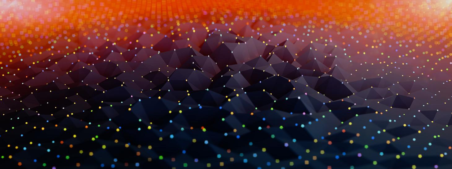Low Poly Landscape by Intel-Qube