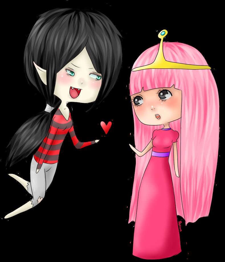 marceline and princess bubblegum hot wwwimgkidcom