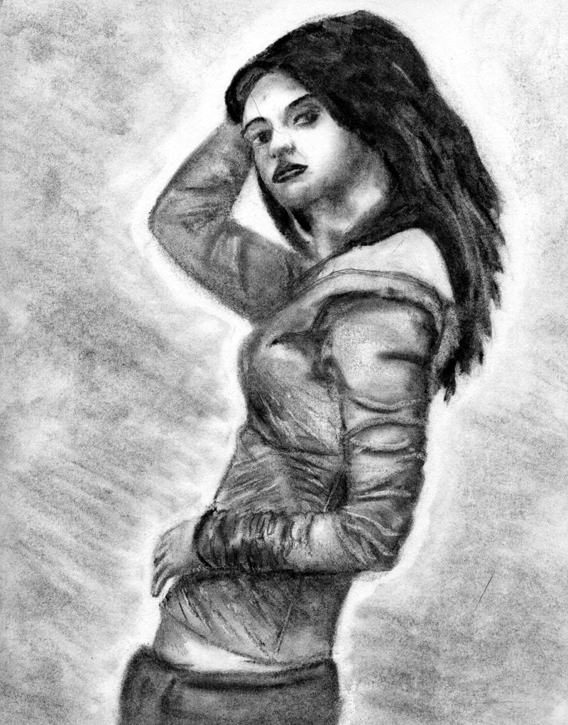 June Artistree Draw-Along