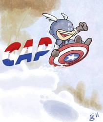 CAP by bengieboy