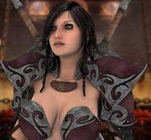 Dragon Age - Sigrun by 7Sins7