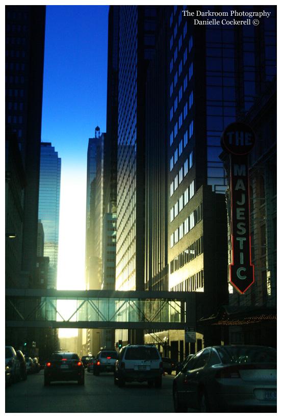 Dallas Traffic by TheDarkRoom-Photo
