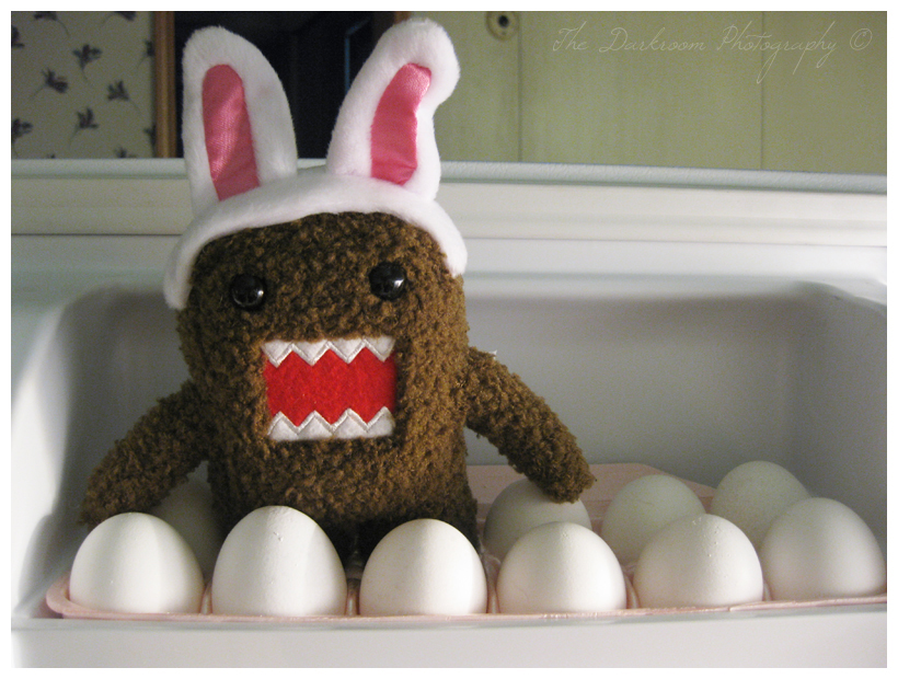 The Easter Domo Is Coming. by TheDarkRoom-Photo