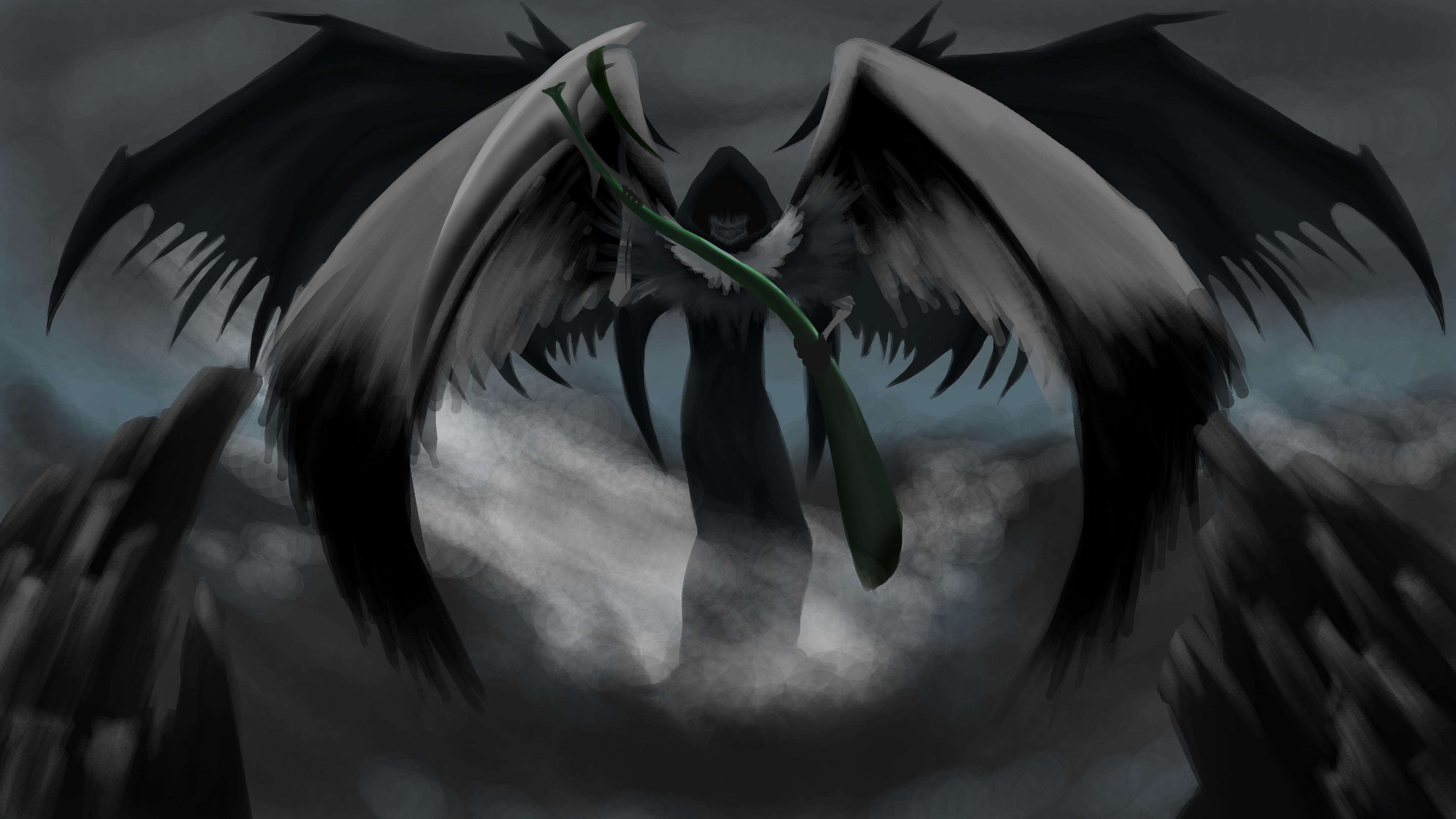reaper anime wallpaper -#main