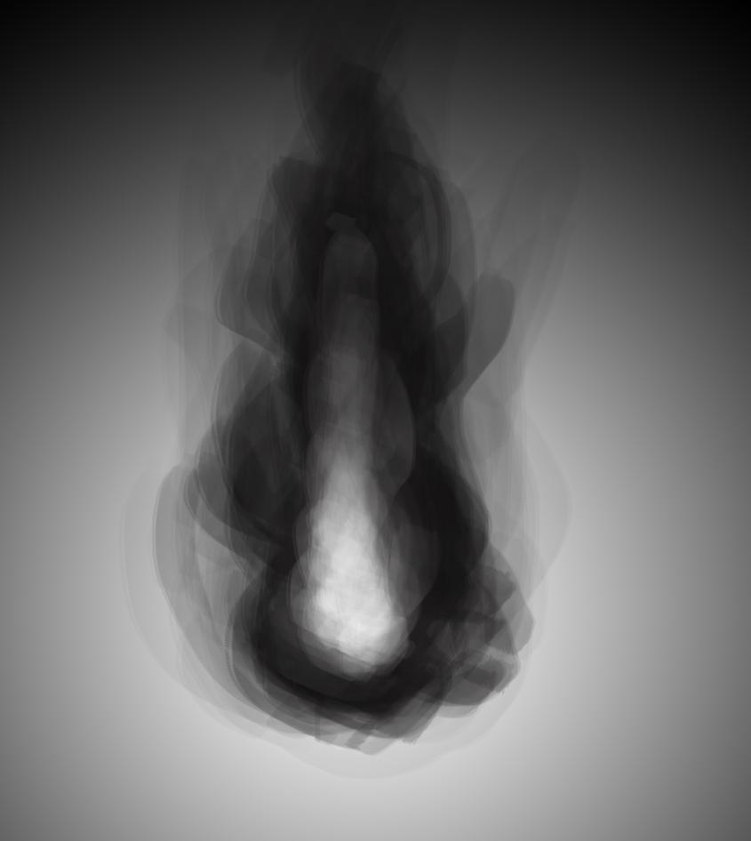 Black Fire Speedpaint By Exohazard On Deviantart