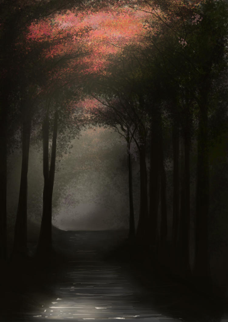 Autumn Fall~ by ExoHazard