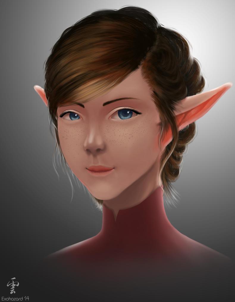Character Design: Aurelius by ExoHazard
