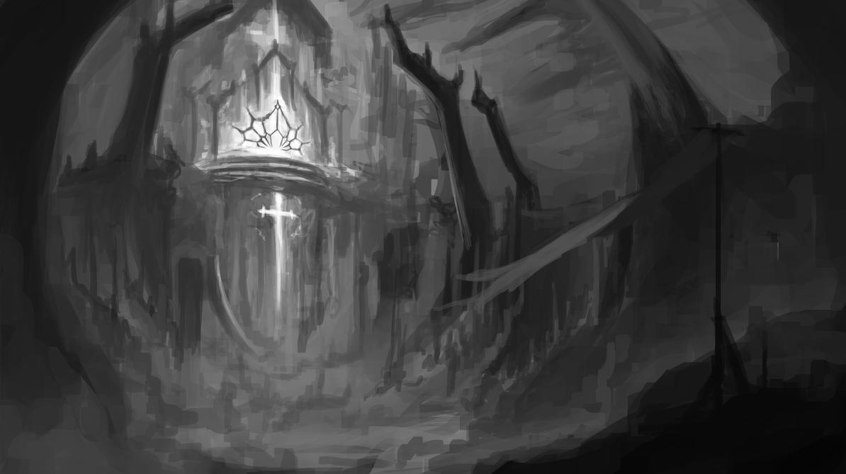 Citadel Of Light by ExoHazard