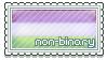 NonBinaryStamp1 by MoonLover