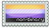 NonBinaryStamp2 by MoonLover