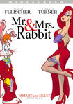 Roger and Jessica Rabbit as Mr. and Mrs. Smith