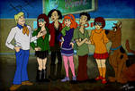 Scooby-Doo meet Daria by Christo-LHiver