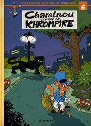 Chaminou et le Khrompire by Christo-LHiver
