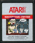 Neurotically yours Strip Poker by Christo-LHiver