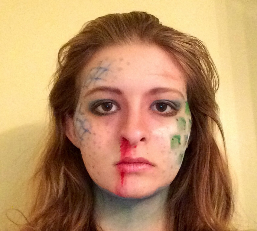 Breaking Bad Inspired Makeup by KeziArtEternal