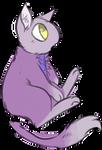 Zu by servalshark