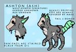 Ashton by servalshark