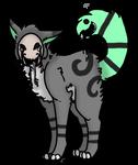chibi by servalshark