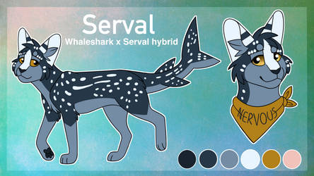 Official Serval Reference Sheet 2018-2019