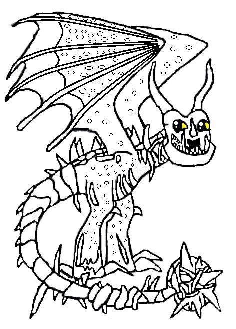 Vamps Chibi Dragons Taking Requests