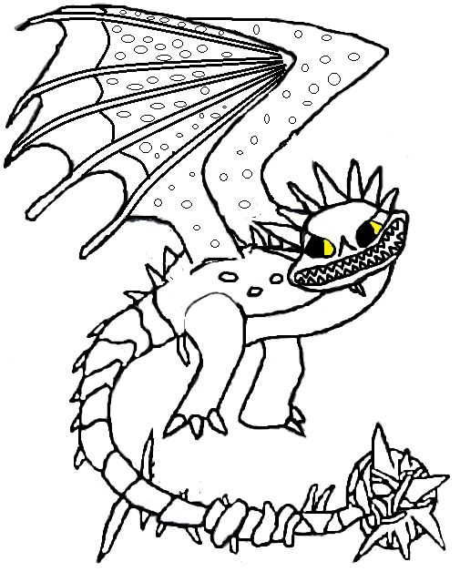 Mobile/skrill Dragon Coloring Page Coloring Pages