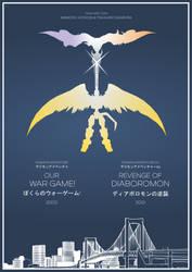 Legacy | Digimon Our War Game + Rev of Diaboromon