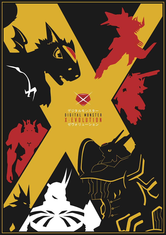 The Black Knight Rises Digimon X Evolution By Pliskinpt On Deviantart