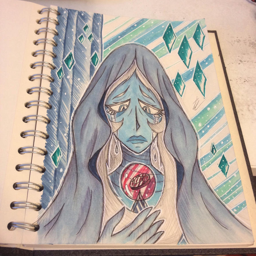 Blue Diamond  by enzoZkatsuragi